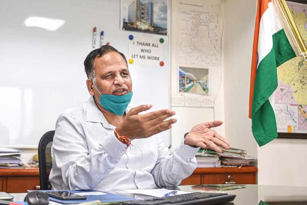 Delhi health minister Satyendar Jain on Sunday said the city government has finalised 89 sites to roll out the corona virus vaccination drive