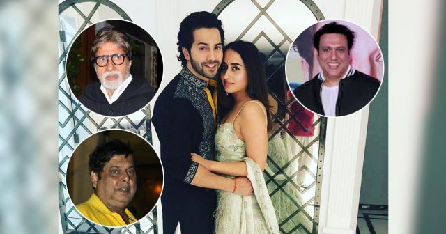 Varun Dhawan's wedding: No member from the Bachchan family invited