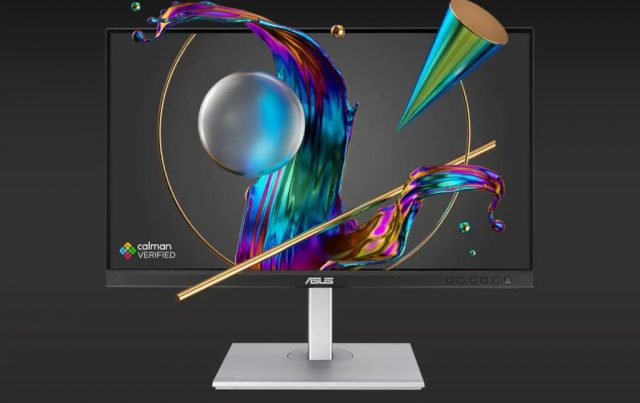 Asus ProArt Display PA278CV strictly for professional: Unveiled