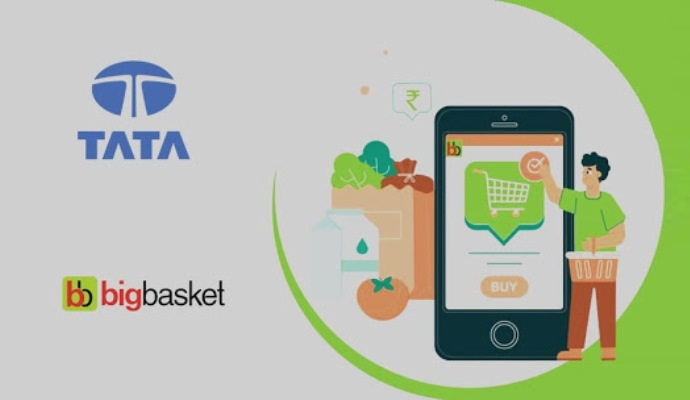 BigBasket: Tata to buy 68% in the company for Rs. 9,500 crore