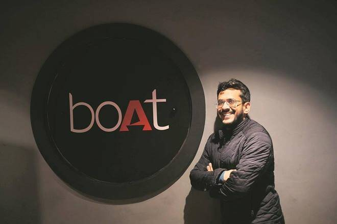 Co-founder of boat.