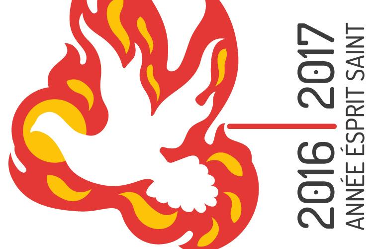 Logo Diocèse Amiens - Année Esprit Saint