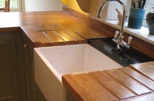 Foxhall Smaller Spaces Sink Right