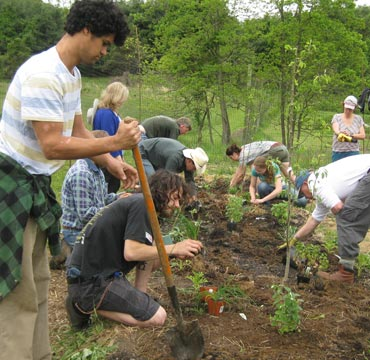 Volunteer Herb Farm Learning Center Youth Adult Class Education