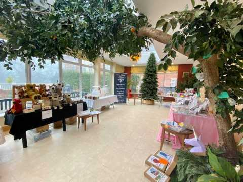 Christmas Fayre at care home Hitchin