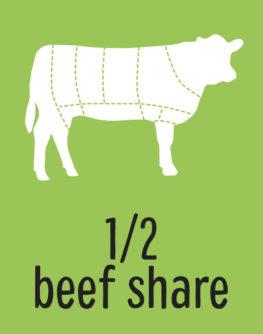Half Beef Share