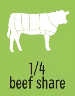 Quarter Beef Share