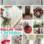 Dollar Tree Christmas Link Party Features And 100 Ideas Fox Hollow Cottage