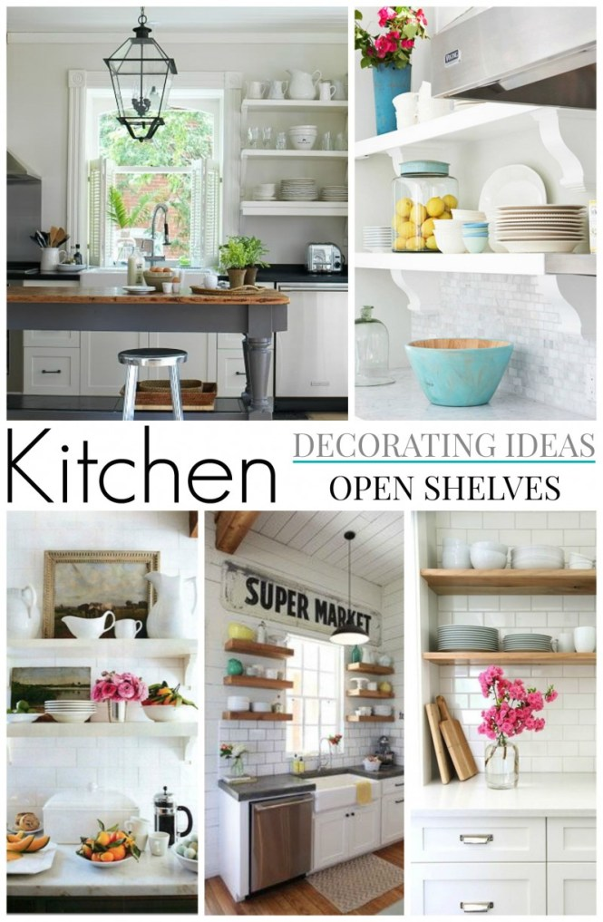 Beautiful Kitchens Dream Kitchen All White Colorful Butcher Block Countertops