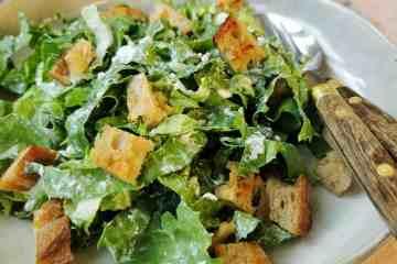 Frisse vegetarische salade