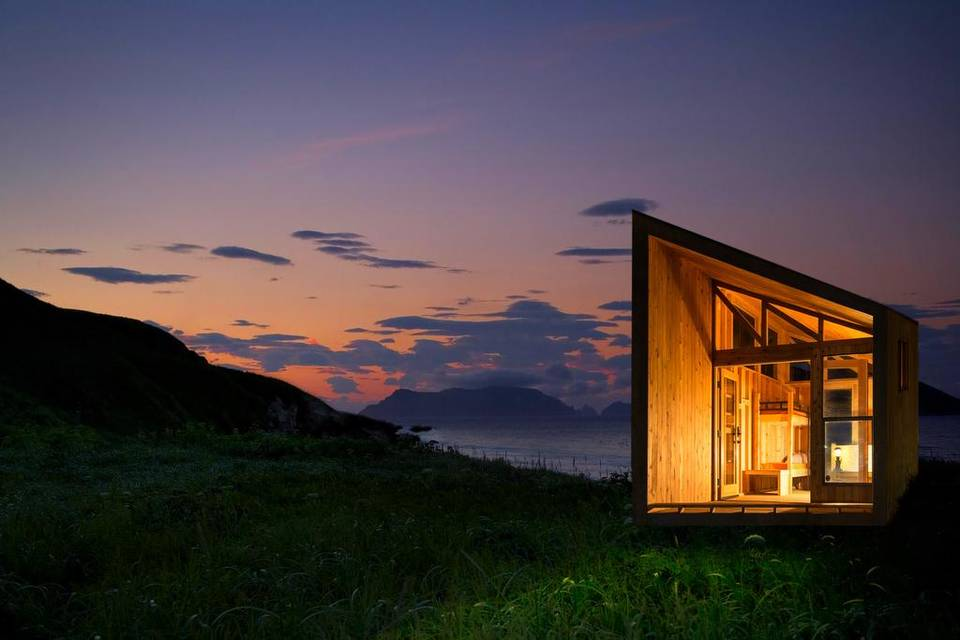 Camping Cabins Designed To Lure Millennials To Parks