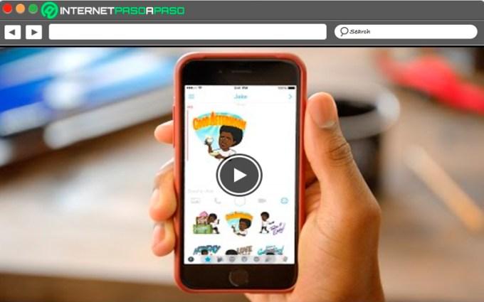 Aprende a crear tu propio Emoji con Bitmoji