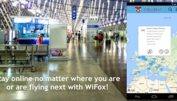 wifox the map of current airport wireless passwords worldwide is now available on android