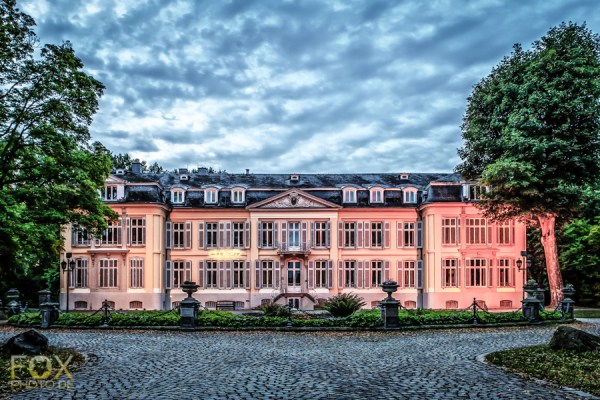Schloss Morsbroich - Leverkusen - HDR