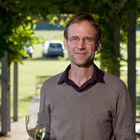 Peter Bell, Winemaker at Fox Run Vineyards