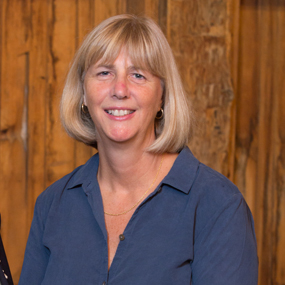 Ruth Osborn, Vice-President and Co-Owner of Fox Run Vineyards