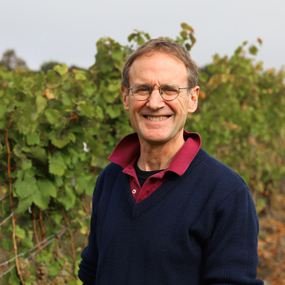 Winemaker Peter Bell