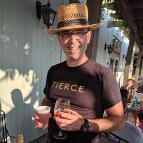 Meet the team, Brud Holland, chef at Fox Run Vineyards