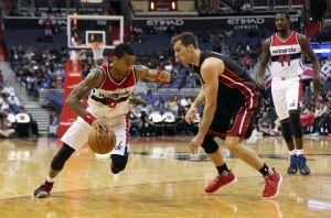 Trey Burke says Utah Jazz held him back