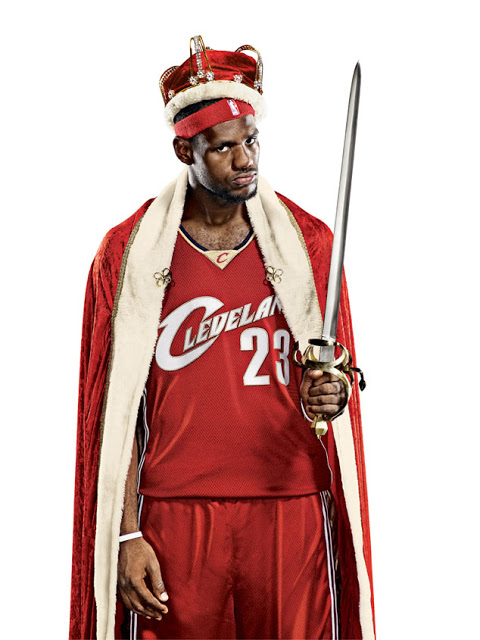 LeBron James: Small Forward King
