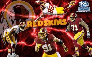 Redskins looking for revenge on Thanksgiving Day