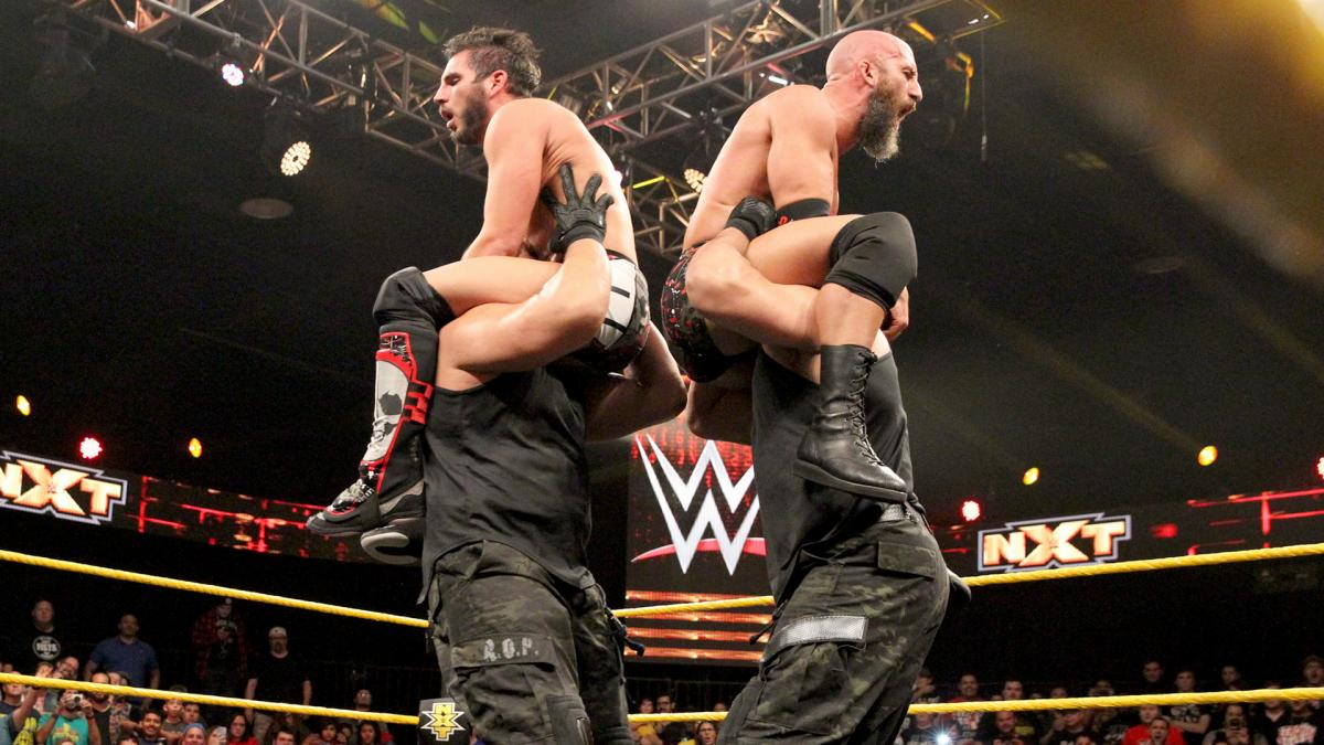 NXT Champions Were Put On Notice:NXT Review