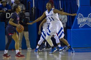 Morgan State Women's Fall To Hampton, Ends Five Game Win Streak