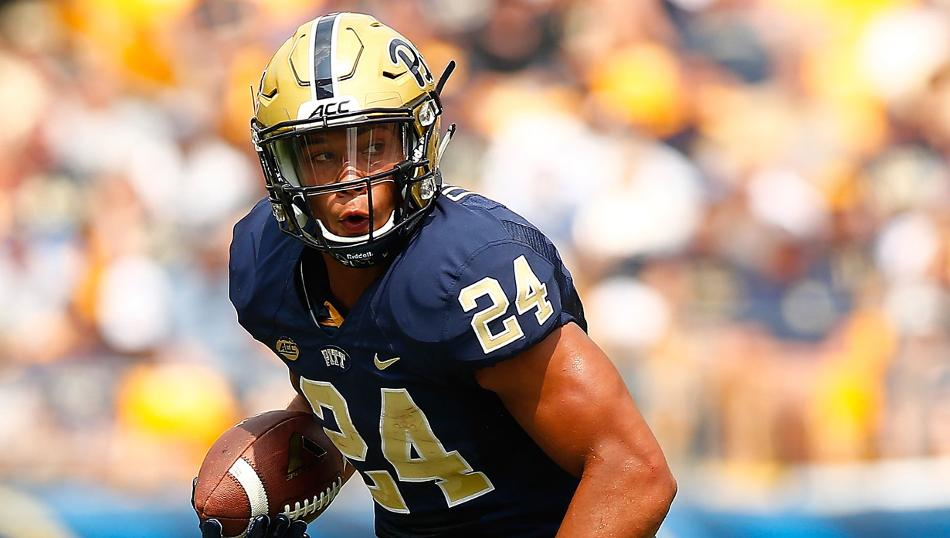2017 NFL Draft Scouting Report: James Conner, RB, Pittsburgh