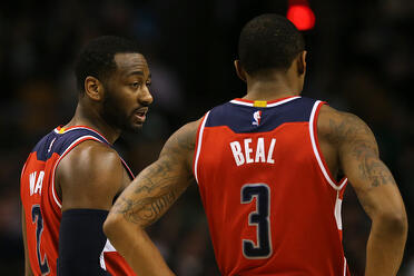 Wizards Lackadaisical mindset is costly
