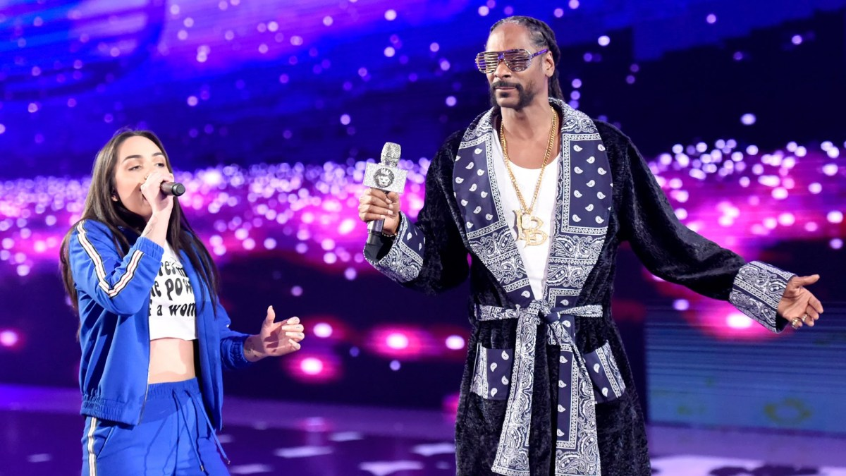 Black Celebrities Involved with WrestleMania