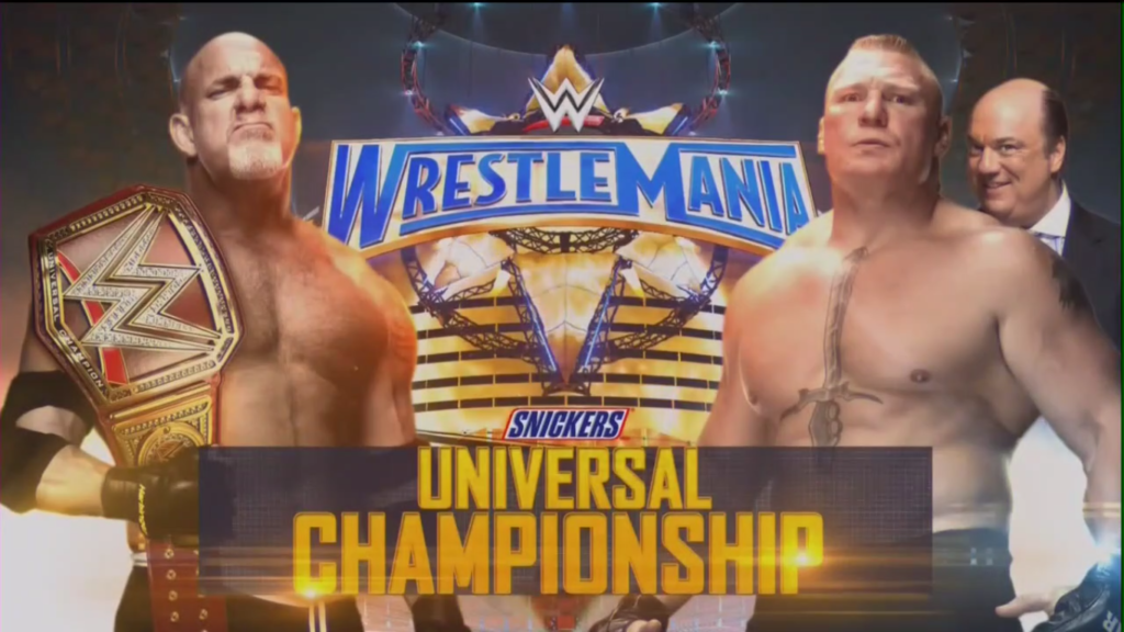 WrestleMania-33-Goldberg-vs.-Brock-Lesnar-for-the-WWE-Universal-Championship-1024x576