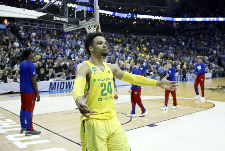 Oregon Ducks Win A Thriller; Elite 8 Bound