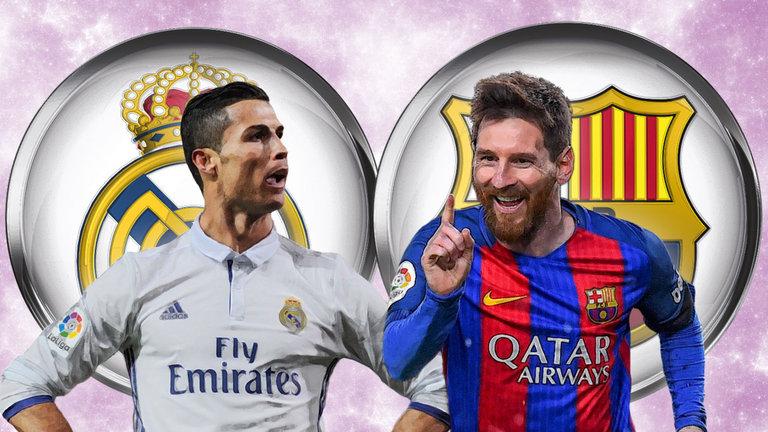El Clasico Barcelona Vs. Real Madrid: Round 2
