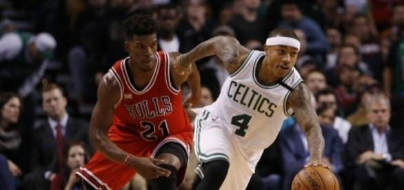The Boston Celtics Rout Chicago in a must win Game 3