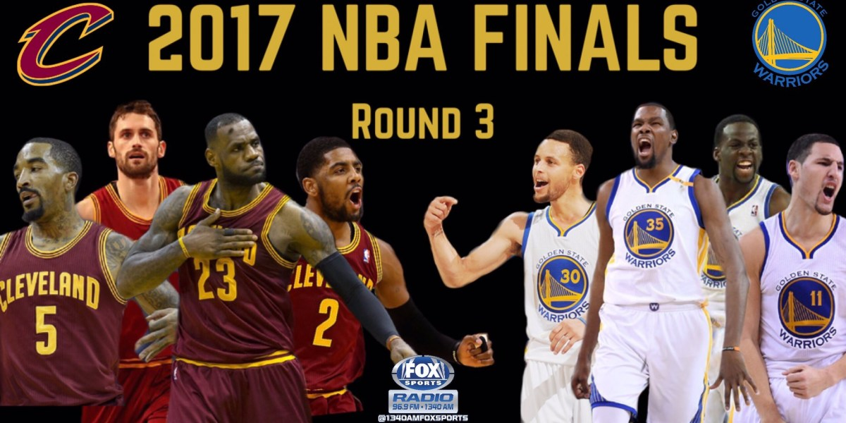 Kevin Durant is the Wild Card in Round 3 of Cavs vs Warriors