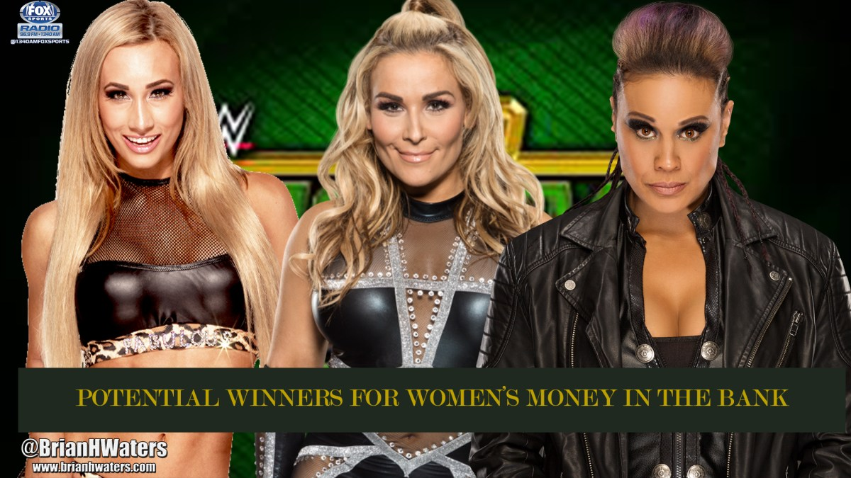 These Women Could Cash In On Money In The Bank
