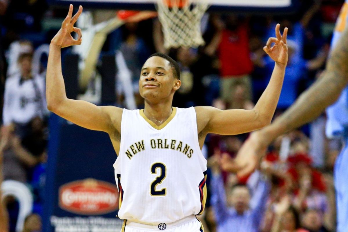 Wizards trade 52nd pick to Pels for Tim Frazier