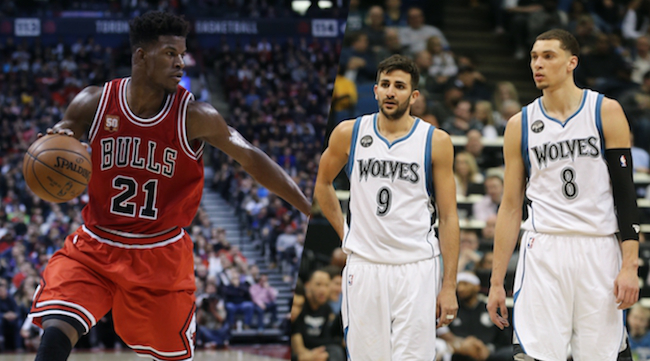 The Effects of the Jimmy Butler Trade