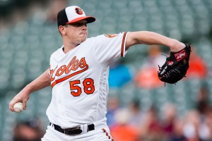 Jeremy Hellickson Impresses in Orioles Debut, O's Win 6-0