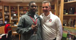 Dinwiddie Football Star, K'Vaughan Pope, Commits To Ohio State