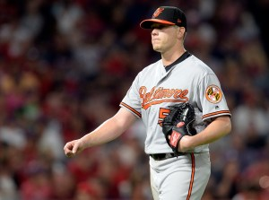 Jeremy Hellickson Holds Angels to Three, Orioles Lose 3-2