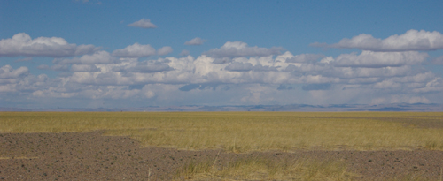 The Steppe, western Mongolia