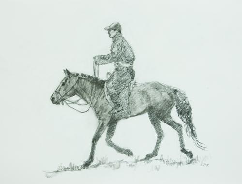 Erdene-naadam-rider