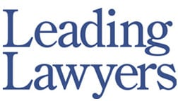 Leading Lawyers Logo