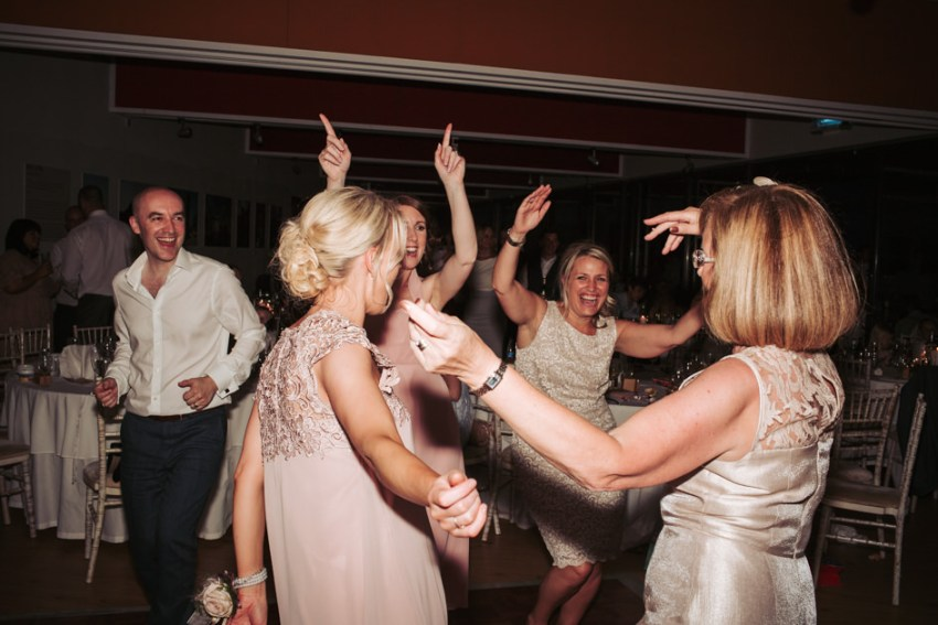 Dancing at YSP Wedding by Fox Tail Photography