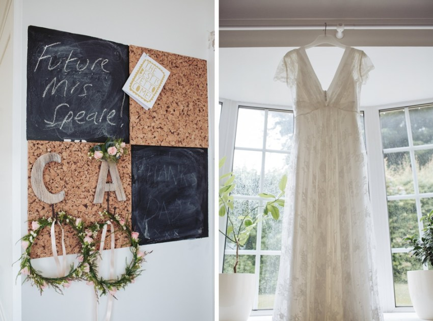 Rustic Yorkshire Wedding by Fox Tail Photography