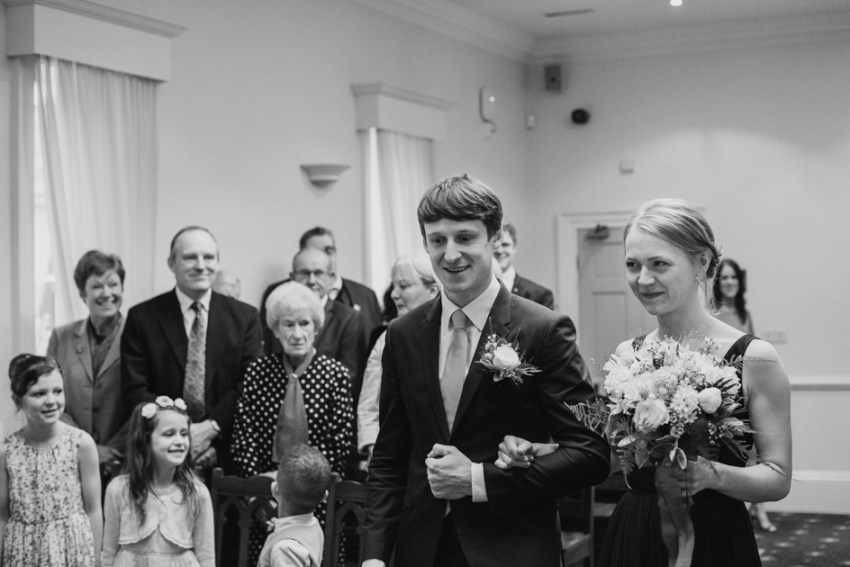 york wedding photographer - registry office