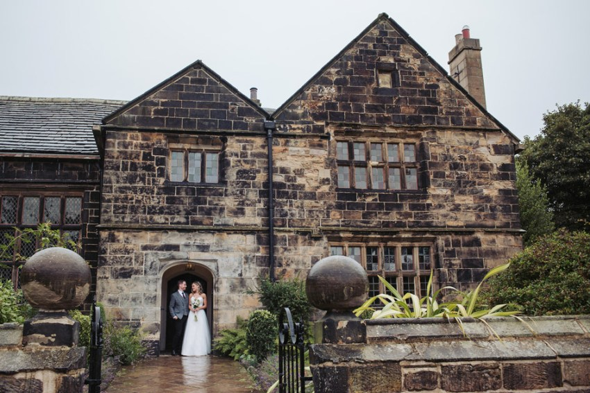 Oakwell Hall wedding photographer | Yorkshire photography | National Trust venue