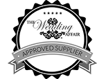 The Wedding Affair Yorkshire badge