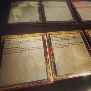 Tales Cards
